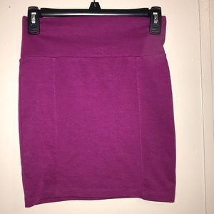 Decree Mini Skirt